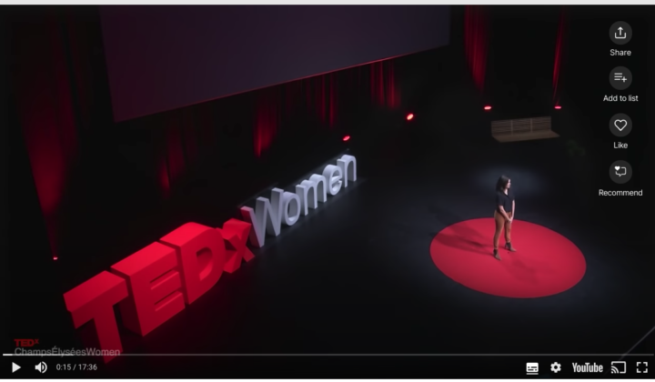 Comment Game of Thrones m'a ouvert les yeux ? by Iris Brey. TEDxChampsElyseesWomen